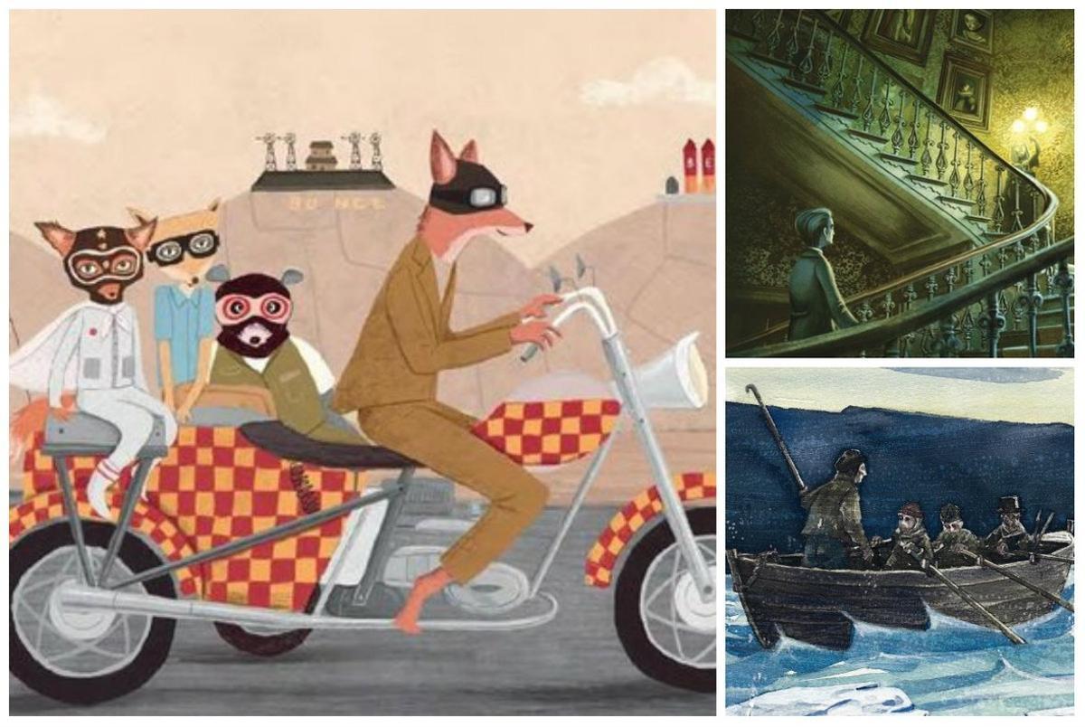 21 libros ilustrados recomendados para Navidad 2018