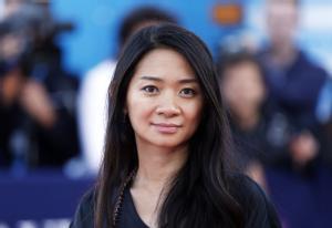 Chloe Zhao, en una imagen del 2015.
