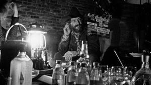 Dennis Hopper, en un fotograma de 'Hopper/Welles'
