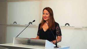 Sonia Sierra, de Ciudadanos, la rubinense con una posición más destacada en las listas del 14F