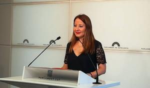 Sonia Sierra, de Ciutadans, la rubinenca amb una posició més destacada en les llistes del 14-F