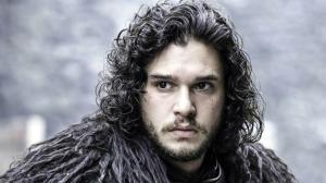 Jon Snow, en una imagen promocional de 'Juego de tronos'.