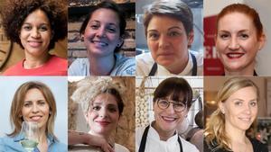8-M: la experiencia de 8 mujeres de la gastronomía y el vino