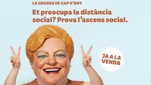 La Grossa retira un anunci que vincula «ascens social» i joc
