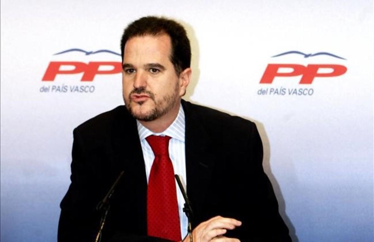 El eurodiputado vasco Carlos Iturgaiz.