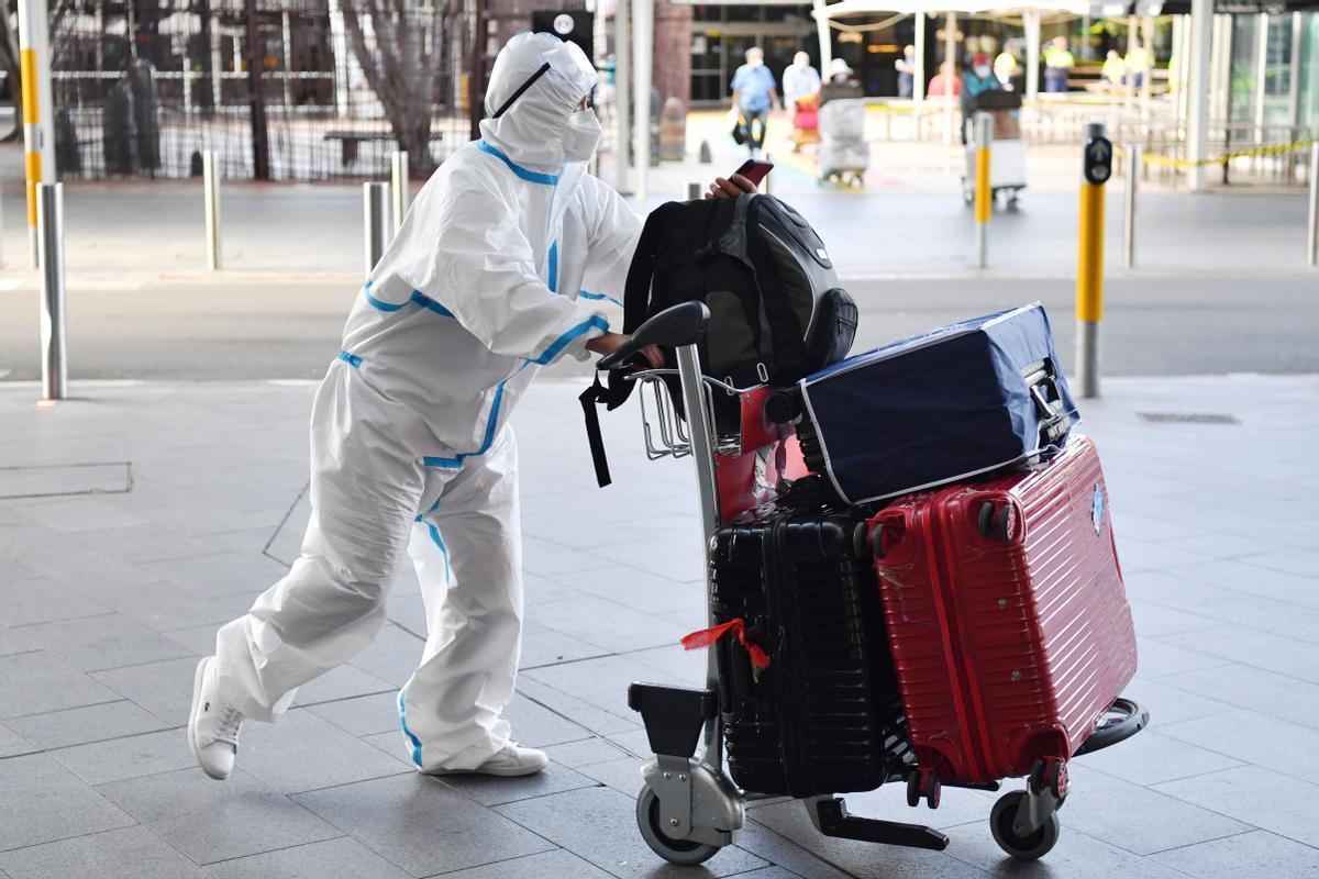 Australia supera los 1.000 casos diarios por primera vez en la pandemia