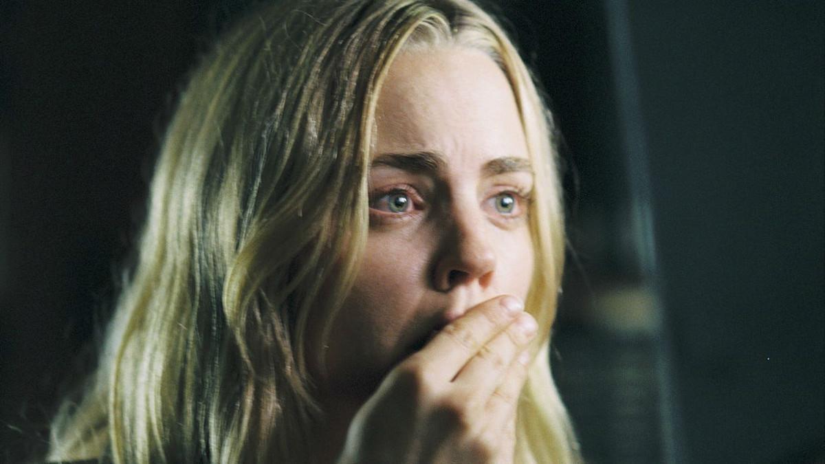 La actrizMelissa George, en una escena de la película 'La morada del miedo'.