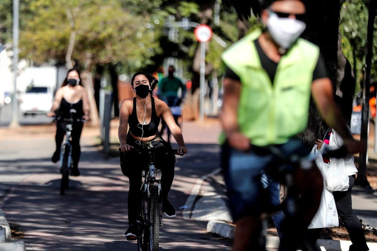 La bici, producto estrella de la desescalada: la demanda crece el 260% solo en mayo