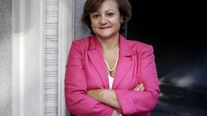 Cristina Gallach, portavoz del Consejo Europeo.