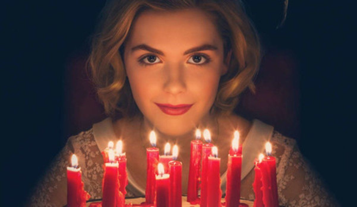 Imagen promocional de la serie 'Las escalofriantes aventuras de Sabrina' (Netflix).
