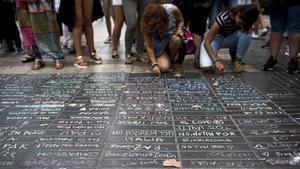 Sis milions d'euros per a les víctimes del 17-A