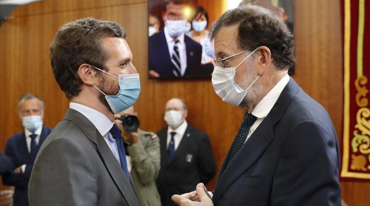 Els escàndols de l''era Rajoy' fiquen Casado en dificultats