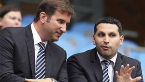 El president del Manchester City avança que el club farà una gran inversió en fitxatges