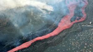 Volcán de La Palma: última hora de la erupción en DIRECTO