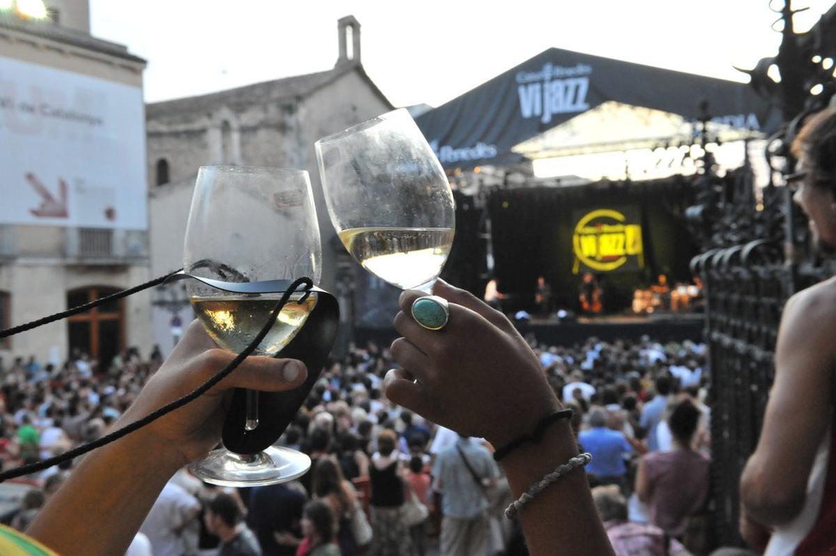 El Festival Vijazz en una anterior edición.