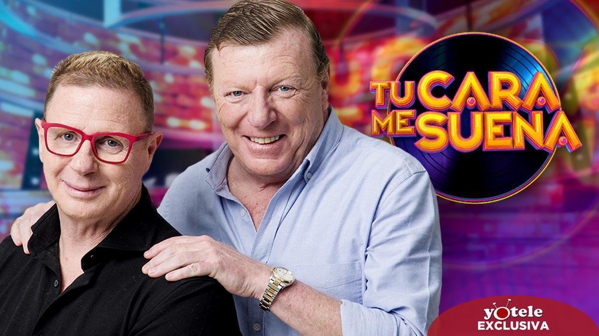 Los Morancos, primeros concursantes confirmados de 'Tu cara me suena 9' en Antena 3