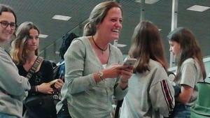 Teresa Cardona, subdirectora de la ESO del colegio Canigó de Barcelona.