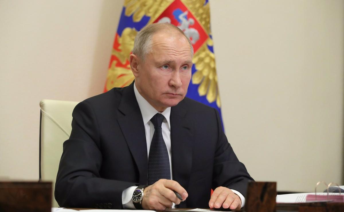 Putin allarga la mà a la UE malgrat la tensió pel cas Navalni