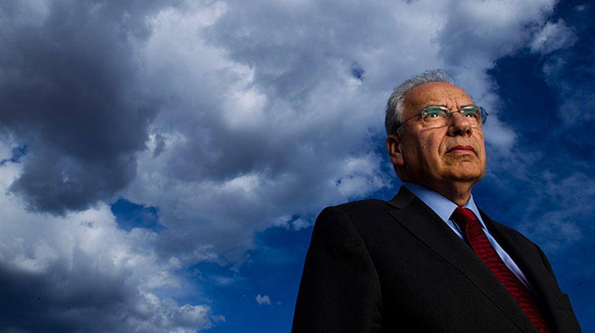 Entrevista con Alfonso Guerra, con motivo de la publicación de su tercer libro de memorias.
