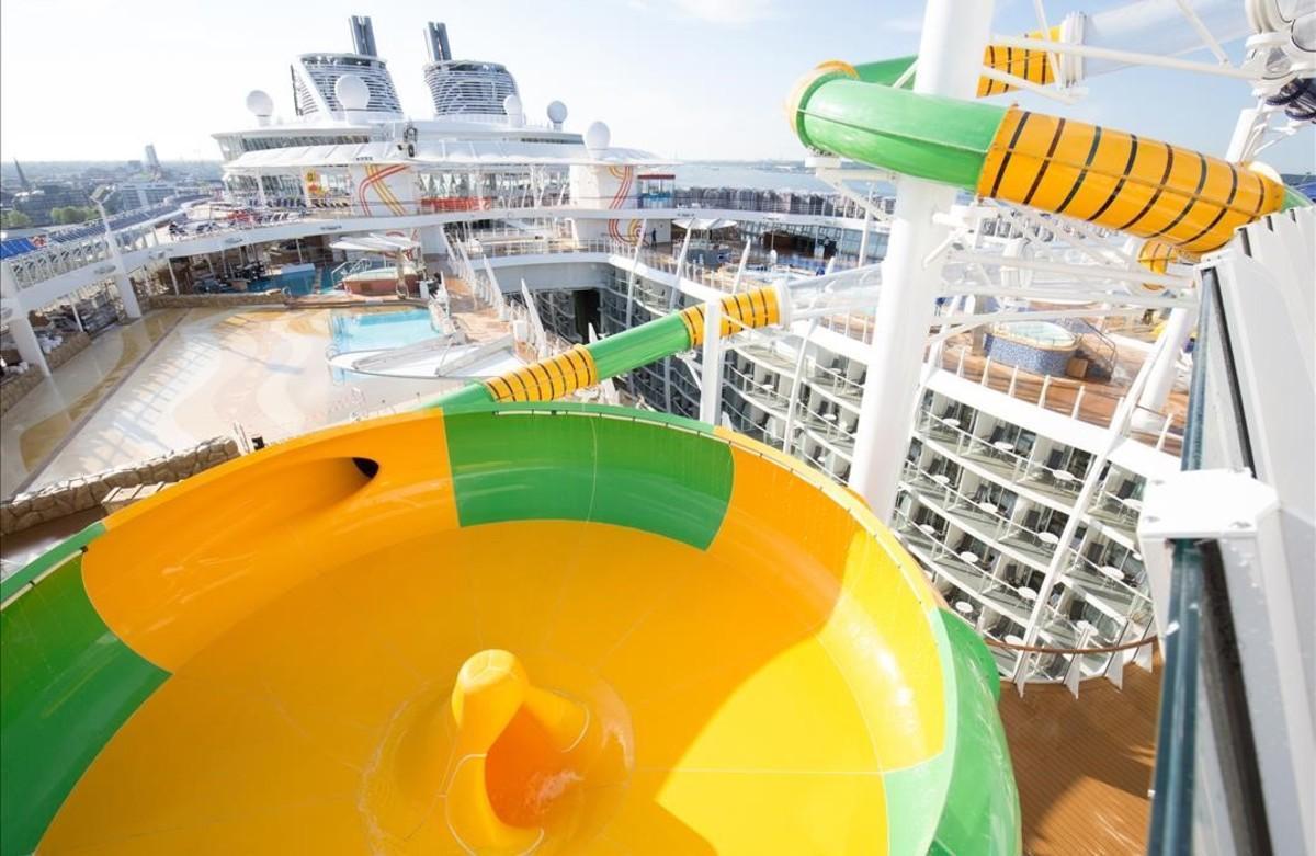 'Harmony of the Seas', el creuer més gran del món