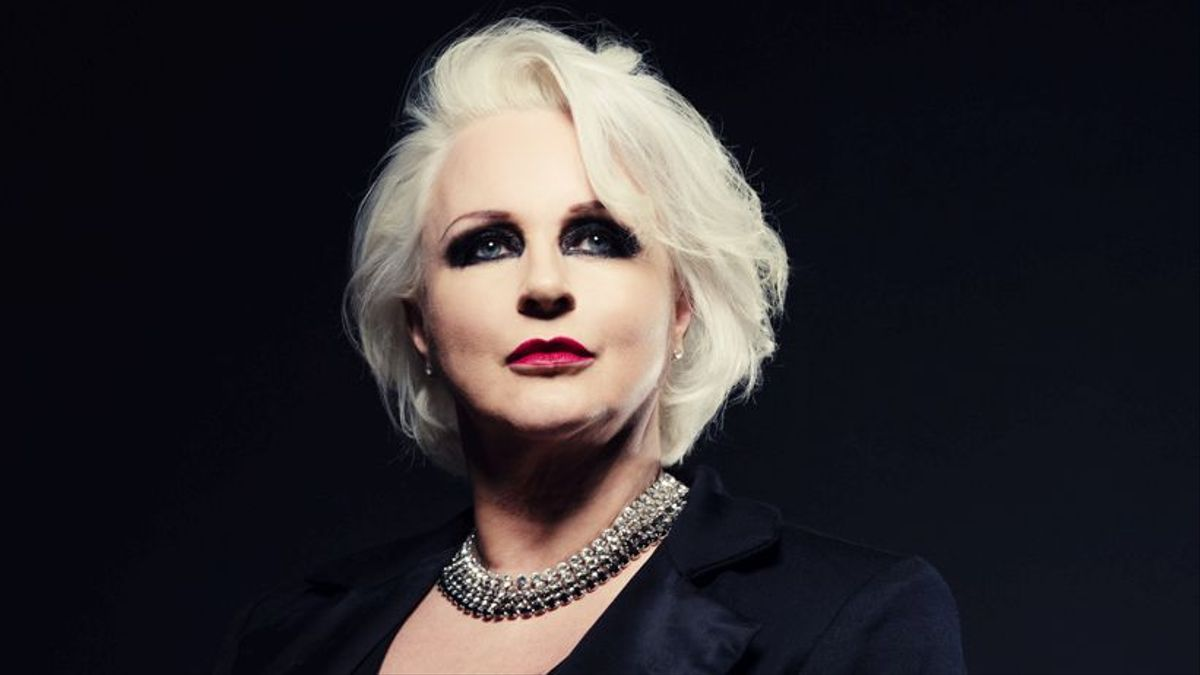 Iréne Theorin, soprano sueca que debía interpretar 'Ariadne auf Naxos' en el Liceu.