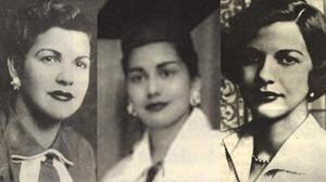 Las hermanas Patria, Minerva y María Teresa Mirabal, en cuya memoria se celebra el Día contra la Violencia de Género el 25 de noviembre.