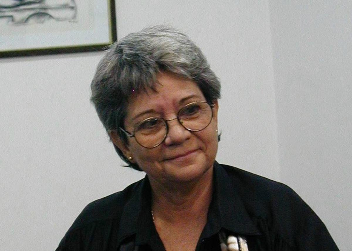 Mirta Yáñez (La Habana, 1947), considerada una de las más relevantes intelectuales de su generación.