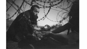 'Esperanza de una nueva vida', la mejor fotografía periodística del año.
