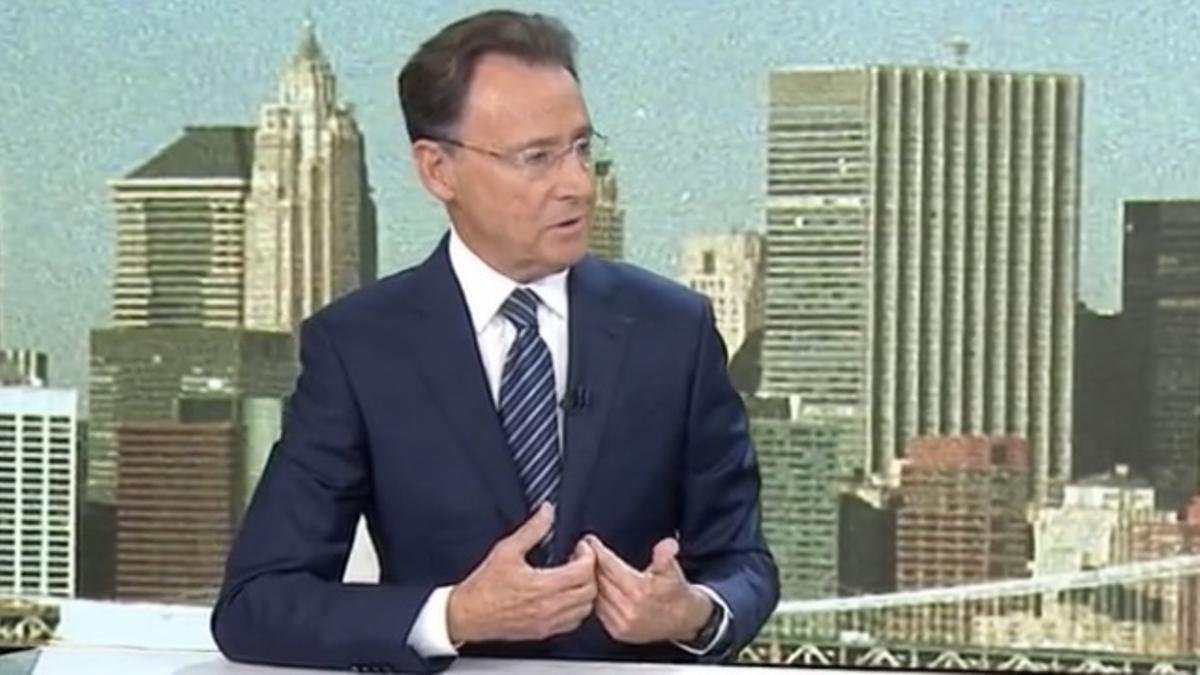 Matías Prats se emociona al recordar cómo vivió la retransmisión del 11-S con Ricardo Ortega