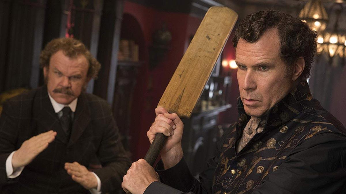 Tráiler de 'Holmes & Watson' (2018)