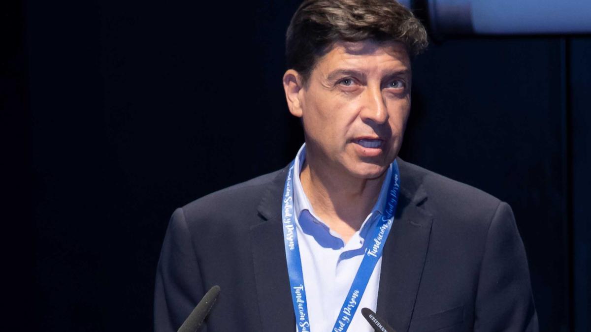 Joan Piñol, director general de la Fundación Salud y Persona.
