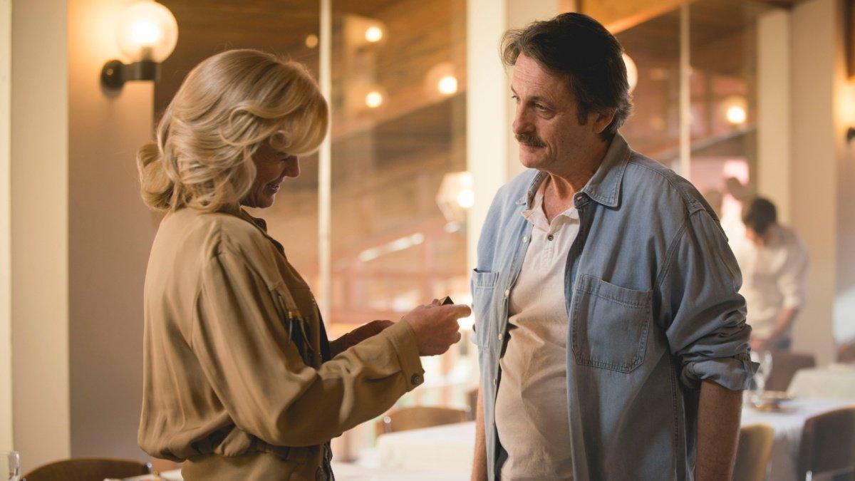 Escena del nuevo capítulo de la temporada 20 de 'Cuéntame cómo pasó'.