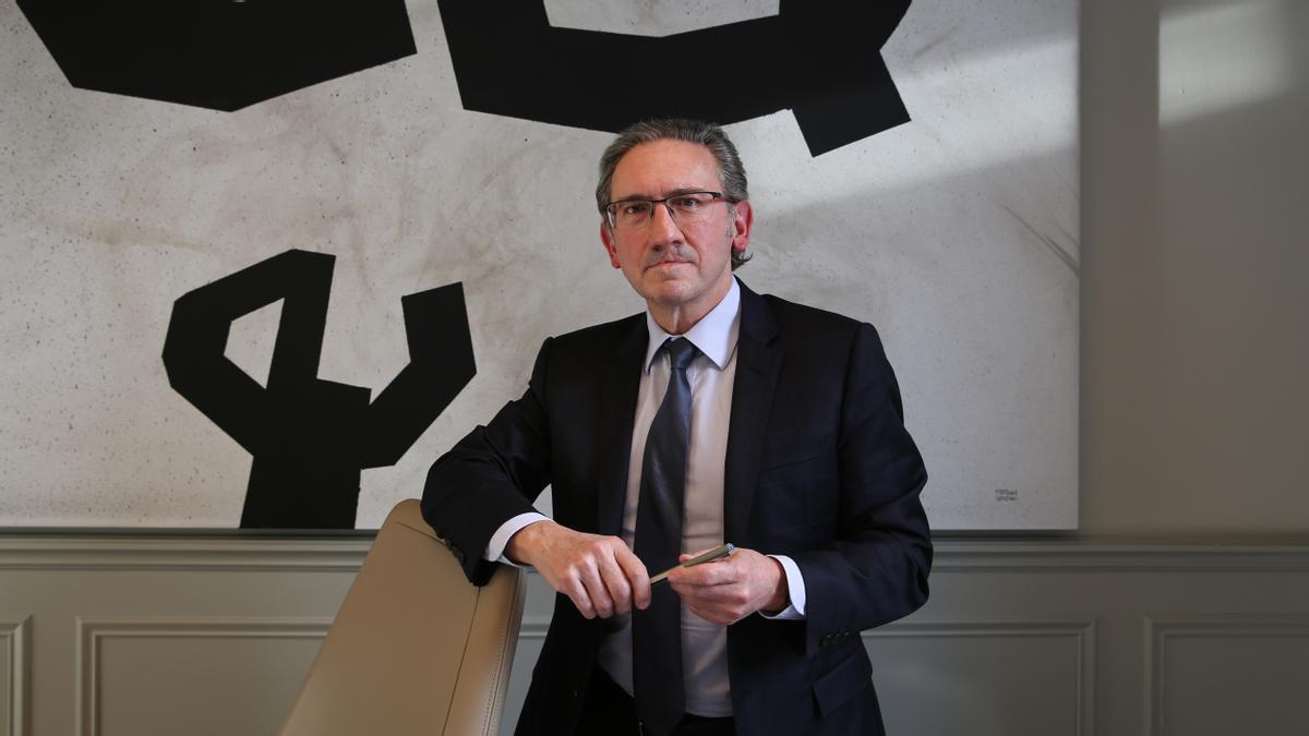 Jaume Giró será el 'conseller' de Economia del Govern de Aragonès