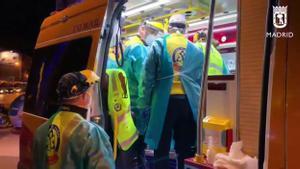 Dos jóvenes, uno menor, heridos por arma blanca en dos estaciones del metro de Madrid.