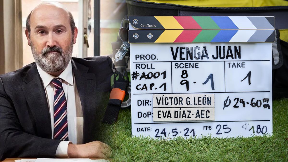 'Venga Juan', la tercera temporada de la comedia política de Javier Cámara, salta de TNT a HBO Max