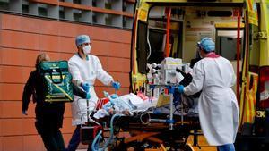 El Regne Unit registra rècord de morts per Covid-19
