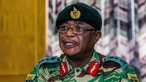Soroll de sabres a Zimbàbue