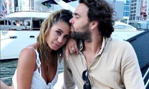 Elena Tablada y Javier Ungría a escasos días de su boda en La Habana, Cuba.