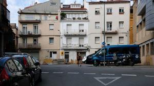 Mor un home de 55 anys apunyalat a Manresa