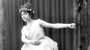 La bailarina 'andreuenca' Teresa Boronat, un icono en el París de los años 20.