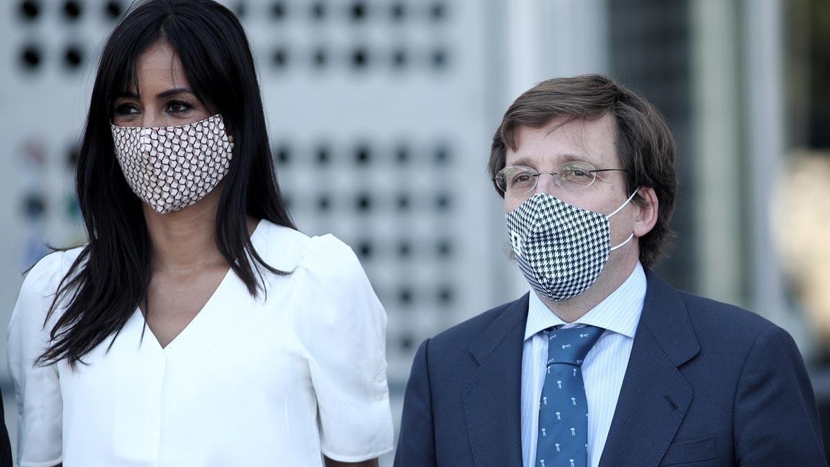 Villacís reclamarà formalment a la Comunitat que implanti a Madrid l'ús obligatori de mascaretes