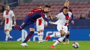 El Barça no surt del fosc túnel d'ample europeu