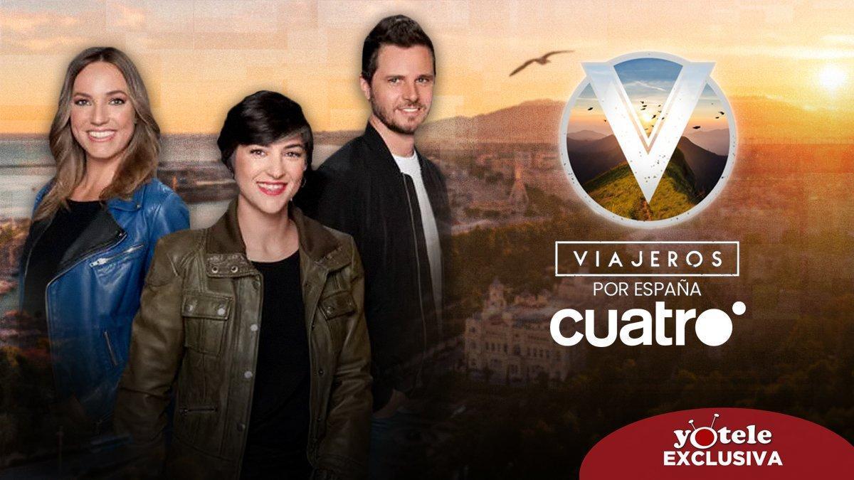 Mediaset convierte 'Viajeros Cuatro' en 'Viajeros por España' por el coronavirus
