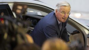 El negociador europeo para el 'brexit', Michel Barnier,