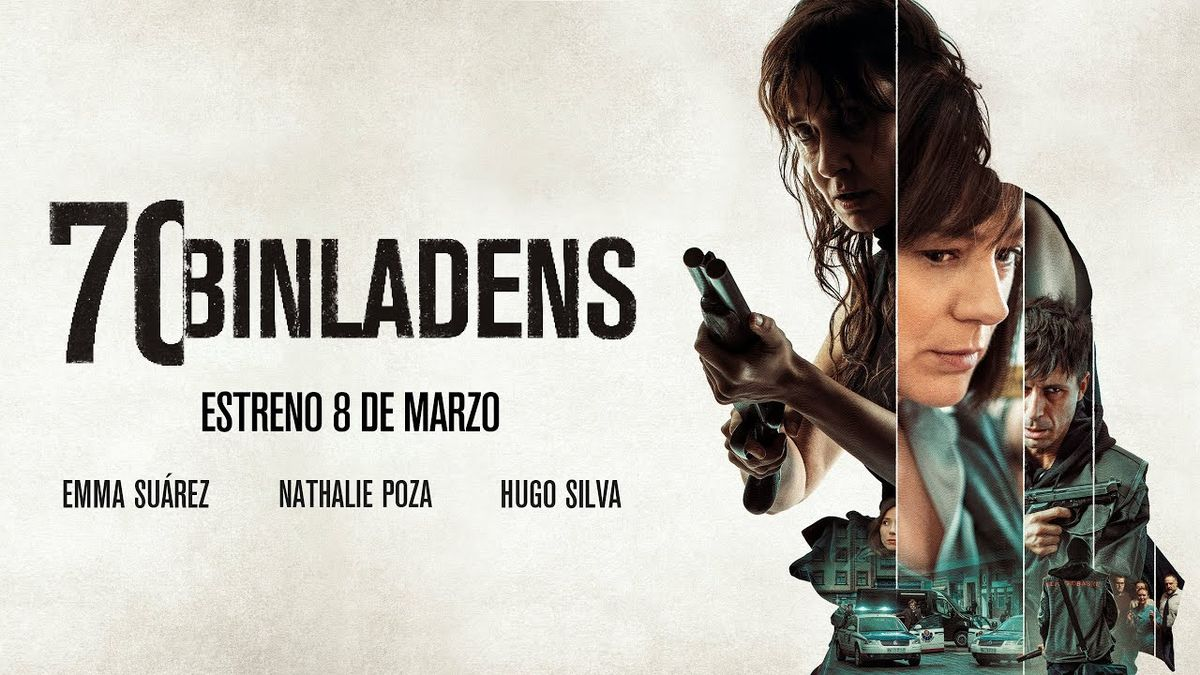 Cine español en La 1 con '70 binladens'