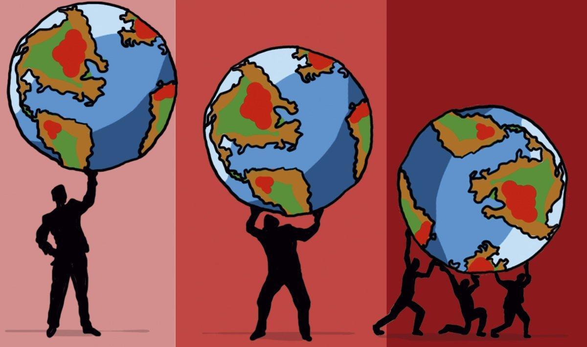 Transició energètica i geopolítica
