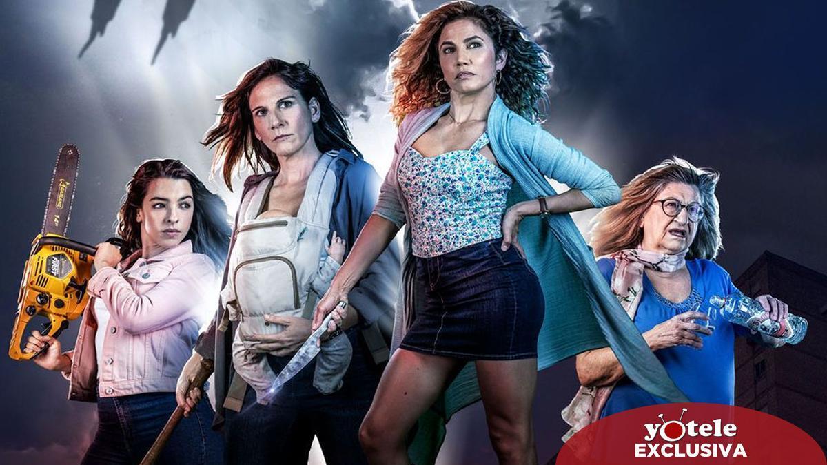Mediaset descarta producir nuevos episodios de 'Señoras del (H)AMPA'