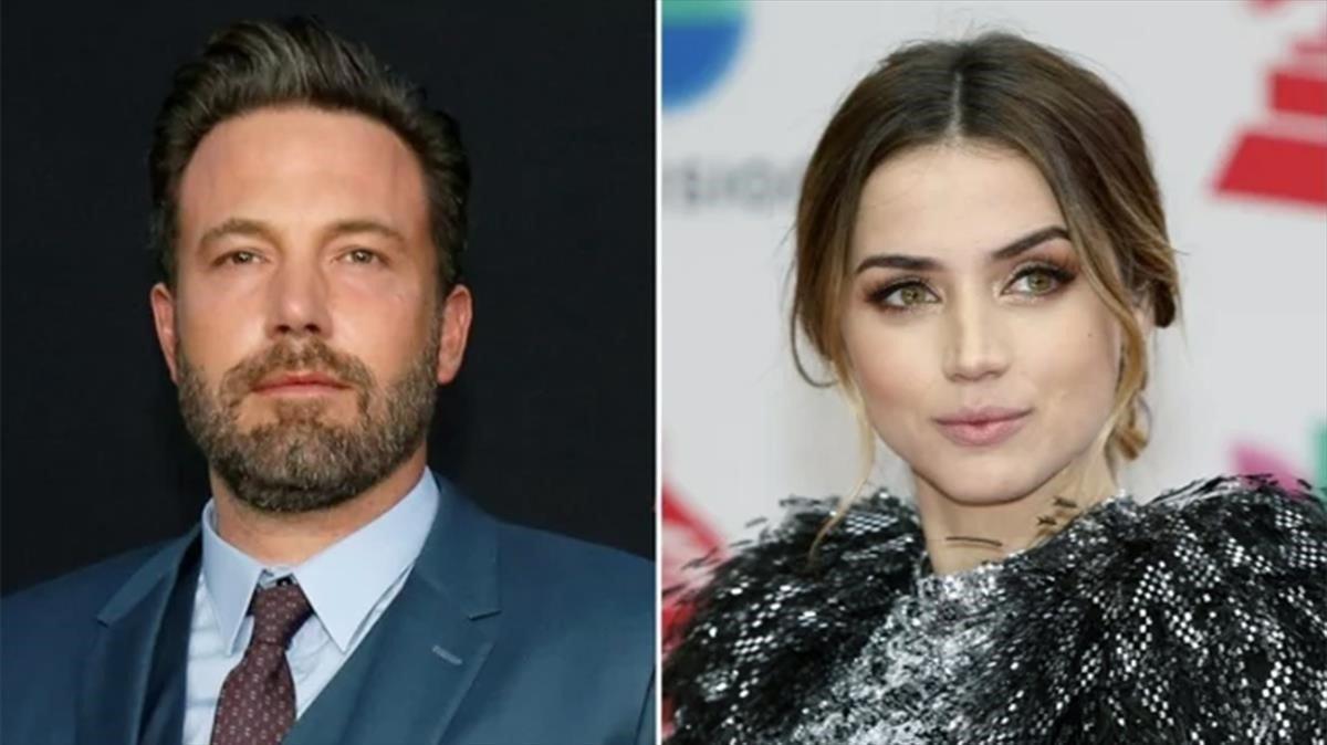Ben Affleck y Ana de Armas han roto tras un año de relación.