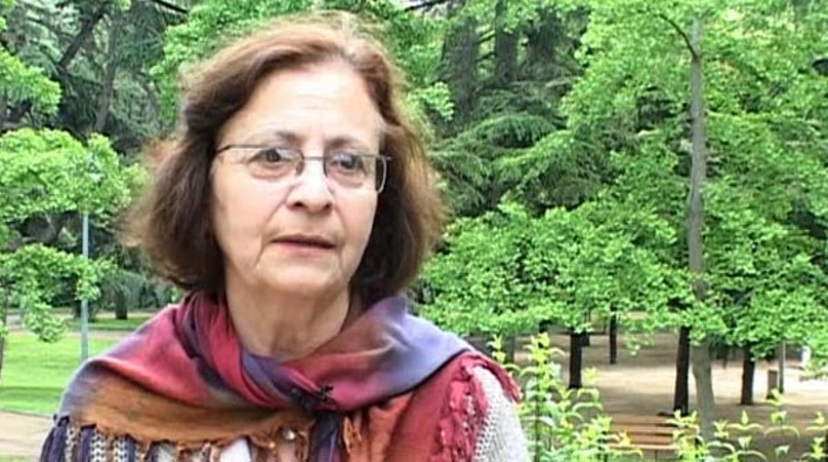 Entrevista a la historiadora Carlota Giménez, autora de {'Montbau}, un barri de Collserola'.