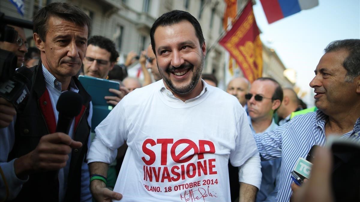 Prova de foc per a l'esquerra a Itàlia